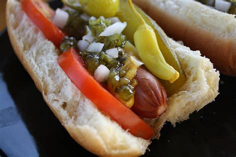 chicago recipe chicago style dogs recipe blogchef net