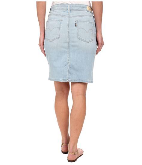 levi s 174 womens workwear pencil skirt zappos free