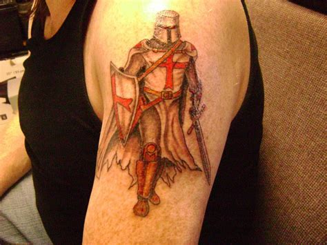 crusader tattoo designs crusader p mc n knights templar djnemo knights