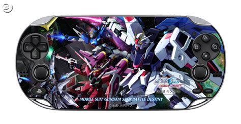 gundam wallpaper for ps vita mobile suit gundam seed battle destiny ps vita no 19