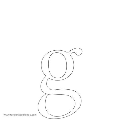 printable upper and lowercase letter stencils uppercase lowercase alphabet stencils