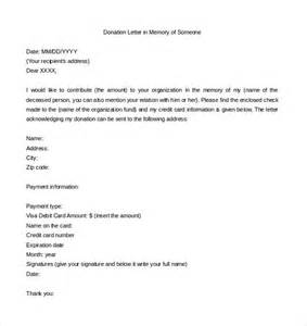 letter for donations template 9 donation letter templates free sle exle format