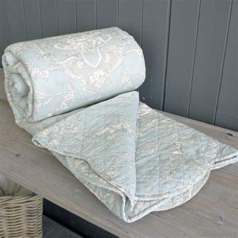 Best Bedspreads Biggie Best Blue Renaisance Quilted Bedspread