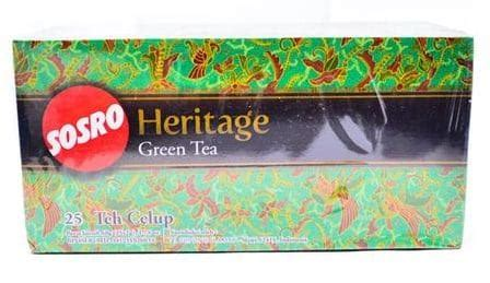 Produk Teh Hijau 10 merk teh hijau yang bagus dan mudah didapatkan
