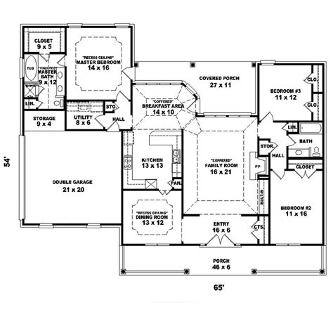 acadian floor plans dellagate acadian ranch home plan 087d 1549 house plans