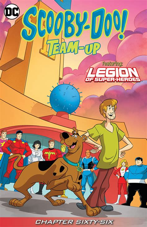 the complete okko books scooby doo team up 66 the fanboy factor