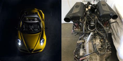cars youd swap  ferrari  engine