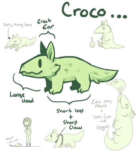 croco open species by mousu on deviantart