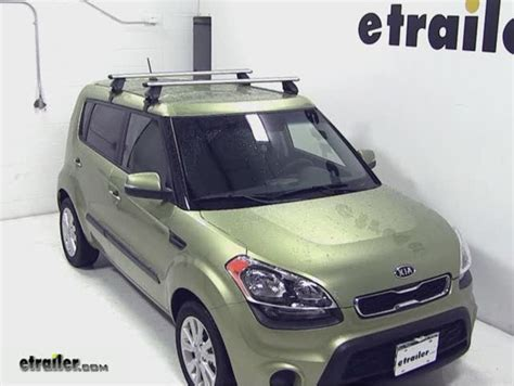 Roof Rack Kia Soul by Roof Rack For 2012 Soul By Kia Etrailer
