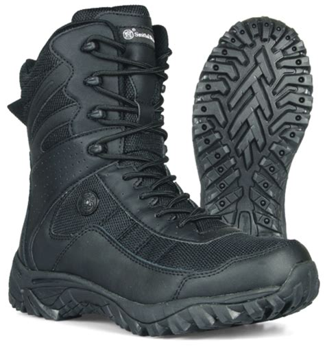 smith and wesson breach black tactical boot sw53