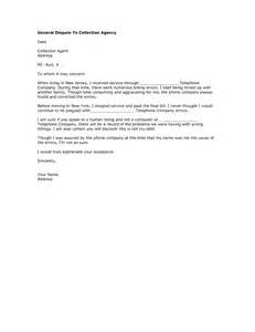 Dispute Letter For Debt Collection Dispute Letter Template Letter Template 2017