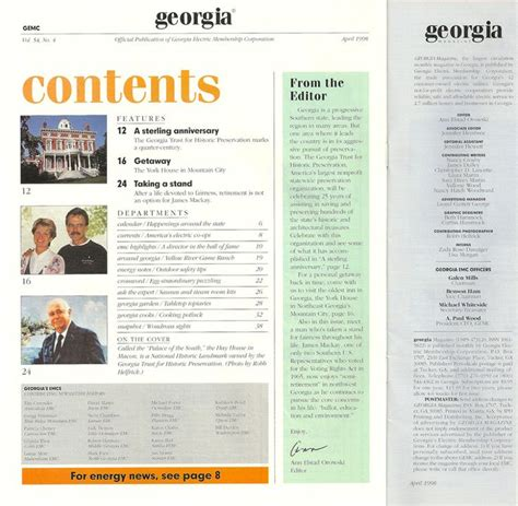 layout editor magazine 15 best credits page letter from the editor images on