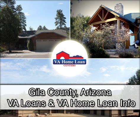gila county arizona va home loan real estate va hlc