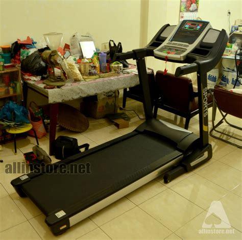 Treadmill Elektrik Id 100 Ac Untuk Fitness Center jual treadmill elektrik komersil id8838ac bisa cod antar langsung tiga