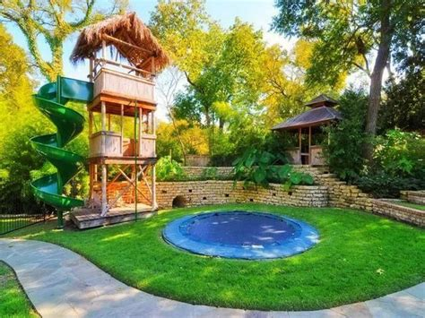 backyard landscaping ideas for with small pool