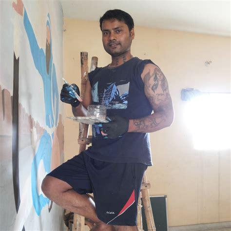 tattoo maker gurgaon wall paintings graffiti and and wall tattoos in gurgaon