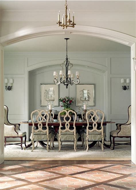 french dining room great paint color  decor