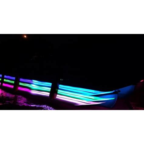 installing led boat deck lights pontoon boat lighting kits lighting ideas
