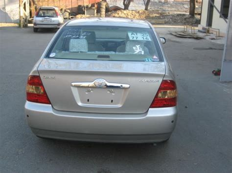 2001 Toyota Corolla Problems 2001 Toyota Corolla Pictures