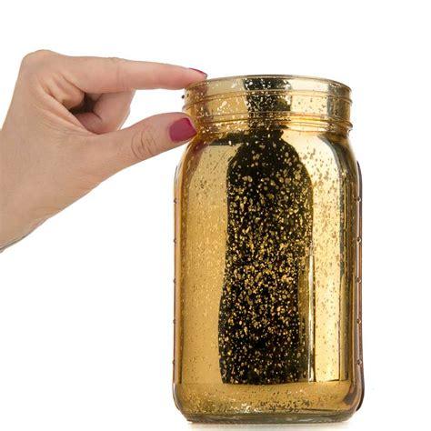 Shower Bath Combinations large gold mercury glass mason jar soap and lotion