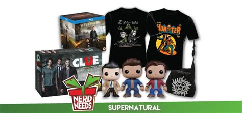 gifts for supernatural fans nerd needs a gift guide for supernatural fans nerdfu