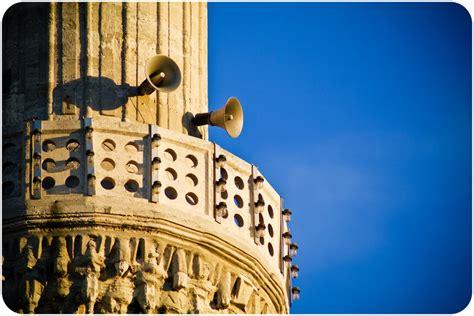 Speaker Masjid panoramio photo of blue mosque muezzin speakers