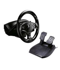 Thrustmaster Steering Wheel And Pedals Ps4 Buy Thrustmaster T80 Racing Wheel Ps3 Ps4 At Best