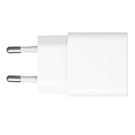 Sony Charger Uch10 White by Official Sony Uch10 Qualcomm 2 0 Eu Charger Cable