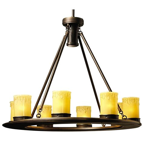 Kichler Low Voltage Lighting Kichler Low Voltage Outdoor Chandelier 15402oz Destination Lighting