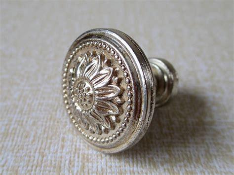 Silver Dresser Knobs Dresser Knob Drawer Knobs Pulls Handles Antique Silver Sun