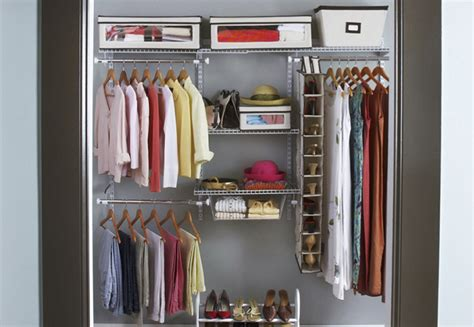 closet organizers for small closets 9 storage ideas for small closets