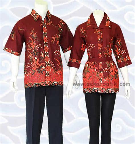 Baju Baju Pasangan Murah Tipe M46 toko batik