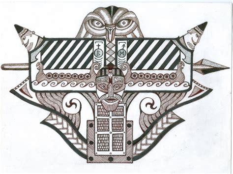 wotansvolk drawings  ron mcvan