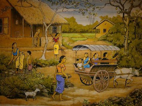 Gamis Batik Original Titiek Batik tapestry textile by community in sri lanka