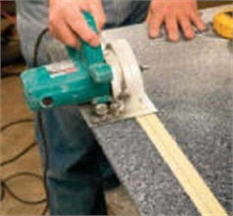 Cutting Formica Countertop Circular Saw by How Install Corian Type Solid Surface Countertops