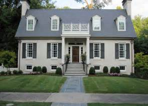 what color to paint brick house how to paint brick house with cream color theme ideas