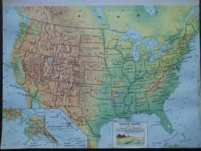 large map united states large color map of the united states