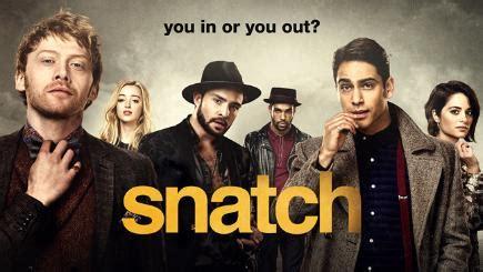 snatch: when does rupert grint's tv series air in the uk? | bt