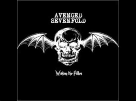 avenged sevenfold gunslinger lyrics