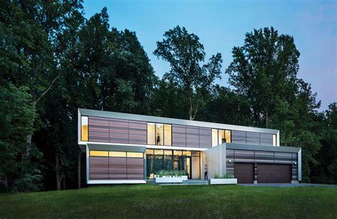 Bridgehouse Garage by Bridge House Par H 246 Weler Yoon Architecture Mclean Usa