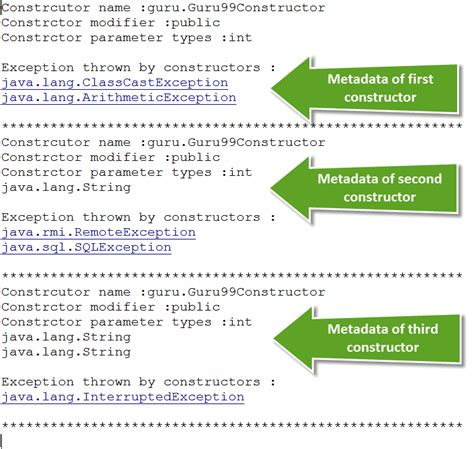 tutorial java reflection java reflection api tutorial with exle