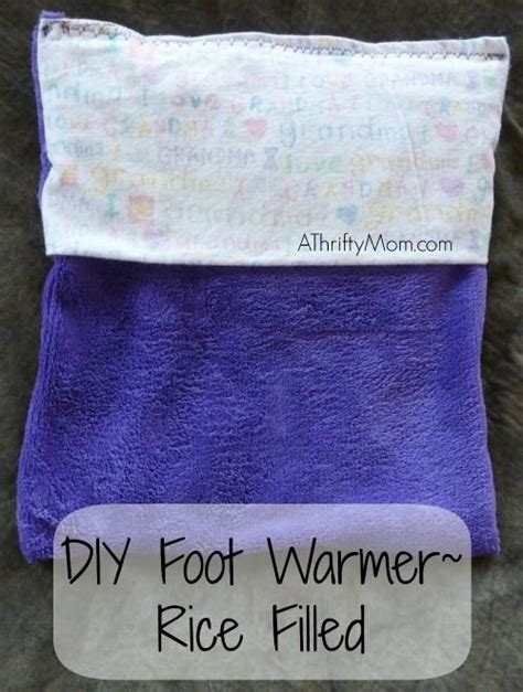 diy warmers diy rice foot warmer arts crafts sewing fabric etc