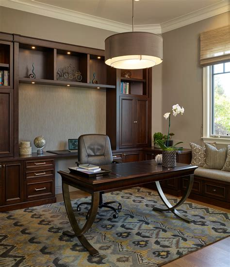Houzz Dining Room Office Houzz Dining Room Home Office Traditional With Custom
