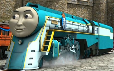 Connor thomas the tank engine and friends youtube series wiki