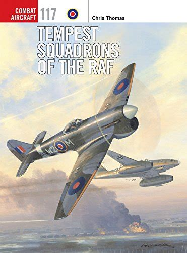 tempest squadrons of the raf combat aircraft import it all
