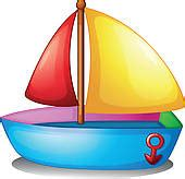 toy boat clipart sailboat toy stock illustrations gograph