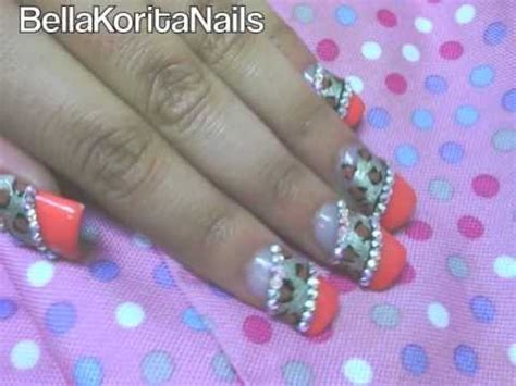 imagenes de uñas acrilicas estilo sinaloa u 241 as decoradas con piedras estilo sinaloa 2012 imagui