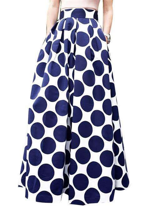 Dress Bigsize Big Size Jumbo Enfocus Polkadot Skirt Size 20w Best polka dot side zipper skirt fairyseason