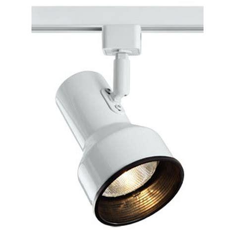 3 light track lighting lithonia lighting baffle 44 5 in 3 light white led