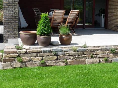 terrasse mauer nabbefeld schages garten und landschaftsbau